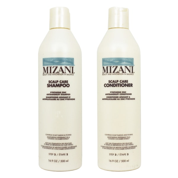 Mizani Scalp Care 16.9-ounce Shampoo and Conditioner Duo