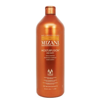 Mizani Moisturfusion Milk Bath 33.8-ounce Hair Shampoo