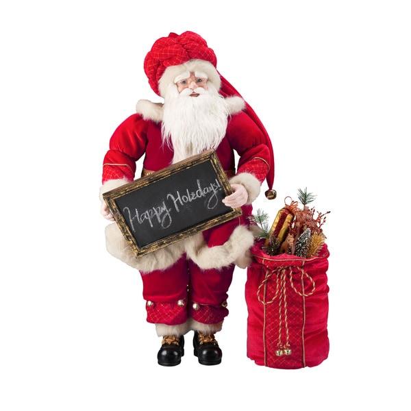 "30"" Santa Days of Christmas"