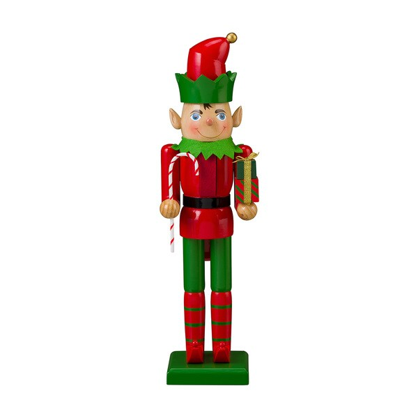"15"" Elf Nutcracker"