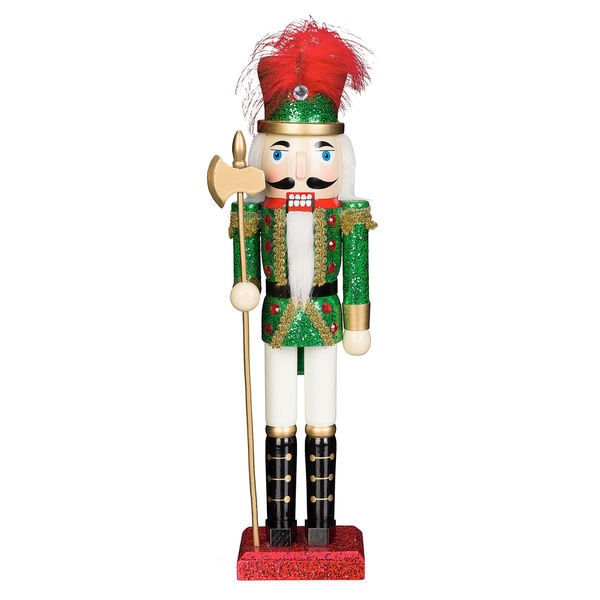 "14"" Soldier Nutcracker with Axe"