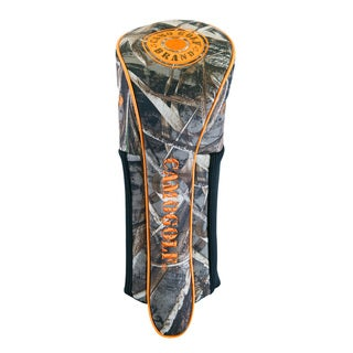 CamoGolf Driver Headcover Realtree Max-4 (Pull Over Type)