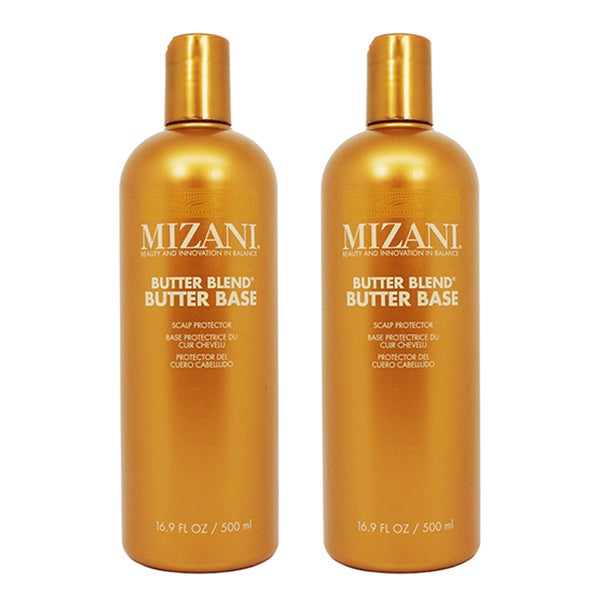 Mizani Butter Blend Butter Base Scalp Protector (Pack of 2)