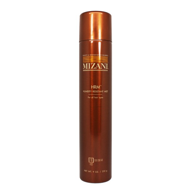 Mizani Humidity Resistant Mist Light Hold 9-ounce Hair Spray