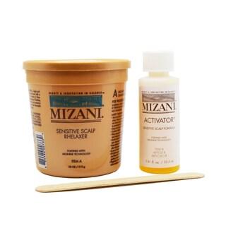 Mizani Rhelaxer with Sensitive Scalp Formula Activator