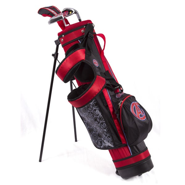 Marvel Comics Avengers Junior Golf Set
