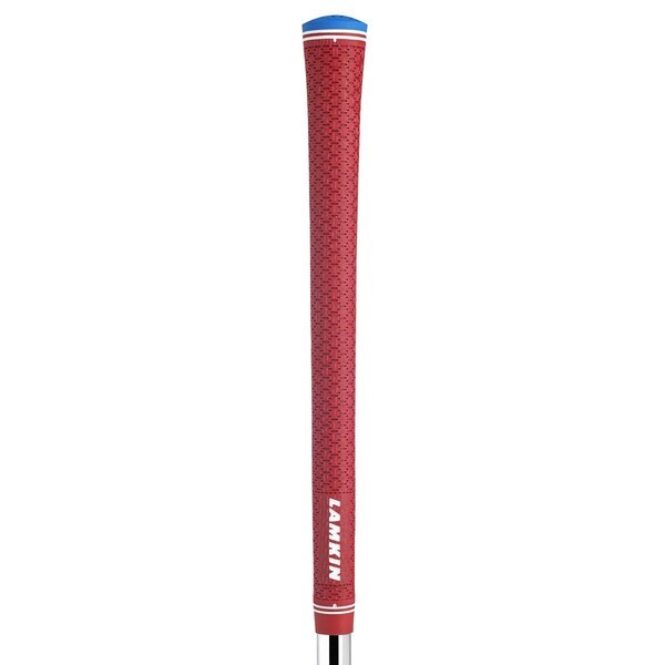 Lamkin UTx Solid Red Midsize Golf Grips