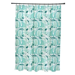 Fishwich Animal Print Shower Curtain