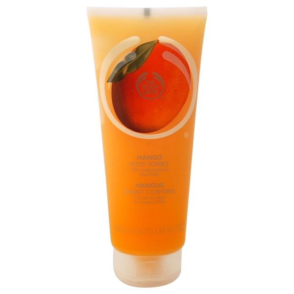 The Body Shop Mango 6.75-ounce Body Sorbet