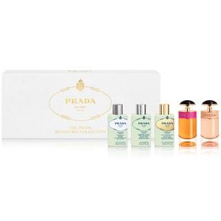 Prada Women's 5-piece Mini Gift Sets