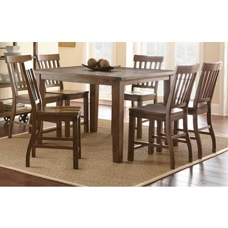 Wood 9 Piece Sets Dining Sets Overstock Shopping Table