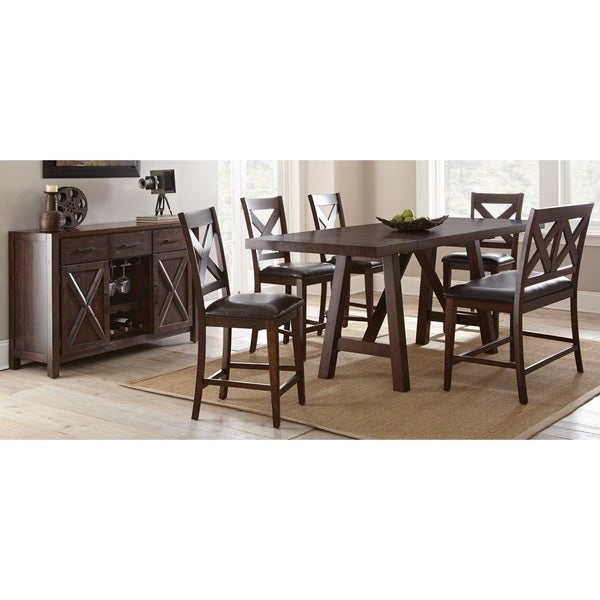 Greyson Living Chester Counter Height Dining Set 16689218