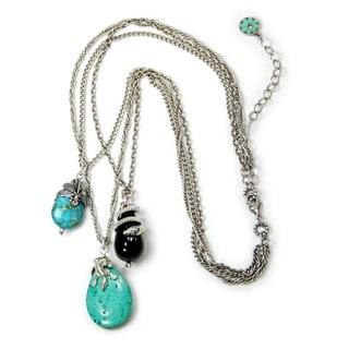 Sweet Romance Sedona Trio Necklace