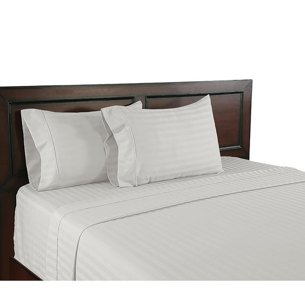 Colour Sense Egyptian Cotton 310 Thread Count Sheet Set