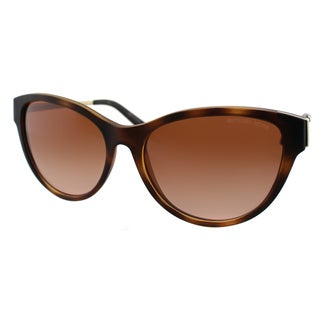 Michael Kors Womens Punte Arenas MK 6014 302113 Dark Toroise Soft Touch Cat Eye Sunglasses