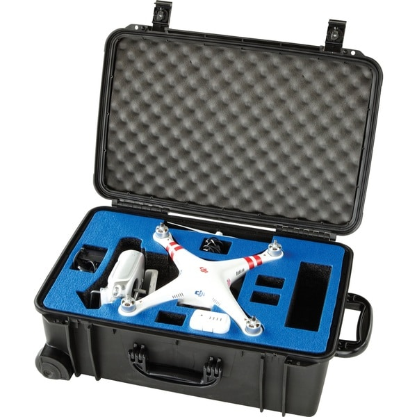 Mustang Drone Case for DJI Phantom I, II and III