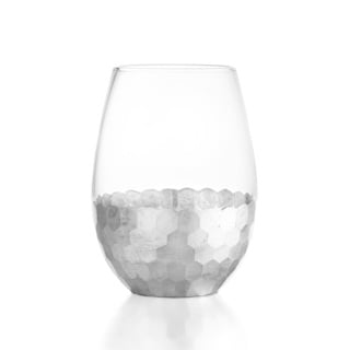 Ftiz and Floyd Daphne 20-ounce Stemless Glasses (Set of 4)
