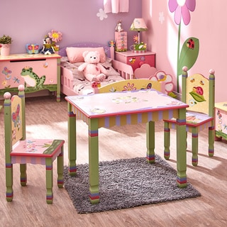 Fantasy Fields Magic Garden Table and Set of 2 Chairs