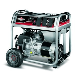 Briggs & Stratton 6000 Watt Gas Powered Portable Generator
