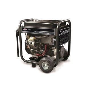 Briggs & Stratton 10000 Watt Elite Series Gas Powered Portable Generator