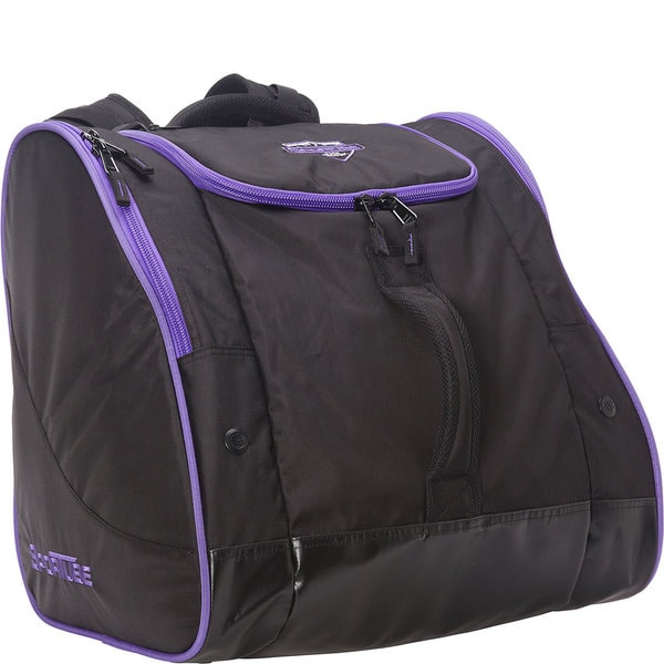 Sportube Purple/ Black Freerider Padded Gear and Boot Bag