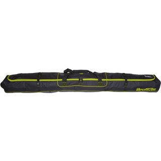 Sportube Green/ Black Traveler Single Ski Bag