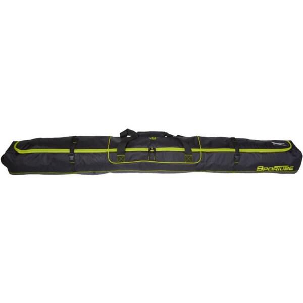 Sportube Green/ Black Traveler Single Ski Bag