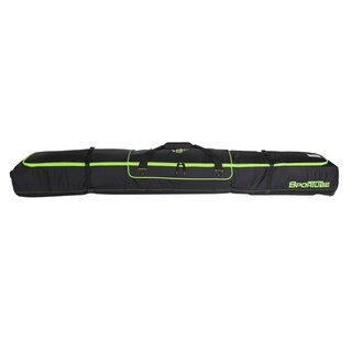 Sportube Green/ Black Ski Shield Double Ski Bag