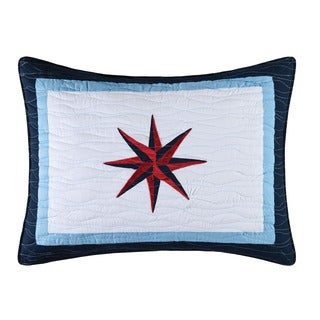 To the Sea Nautical Quilt