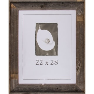 Barnwood Signature Series Picture Frame (22 x 28)