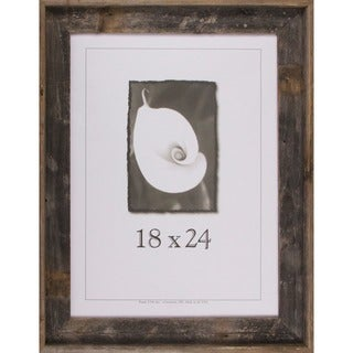 Barnwood Signature Series Picture Frame (18 x 24)