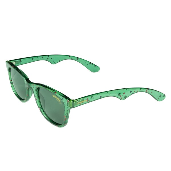 Carrera Unisex Green Vintage Sunglasses