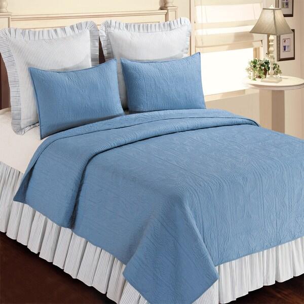 Blue Tile Quilt