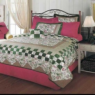 Plantation Patchwork Quilt