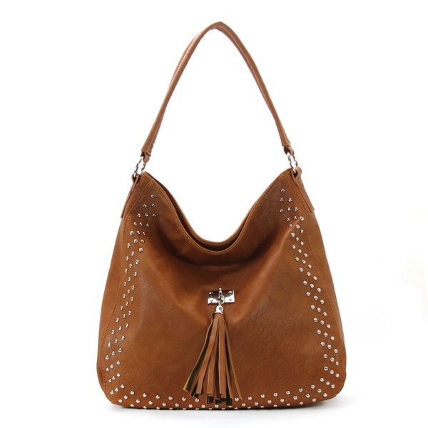 Royal Lizzy Couture Diamant Oeil Shoulder Hobo