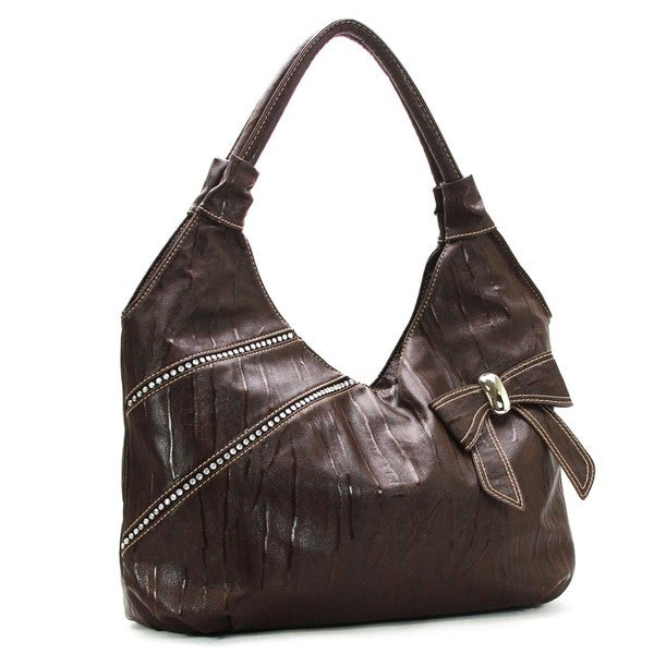Royal Lizzy Couture Ensoleillement Hobo Shoulder Bag