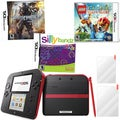 Nintendo 2DS Bundle with 3 Games and Screen Protector