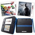 Nintendo 2DS Mario Kart 7 Bundle with Batman Origins