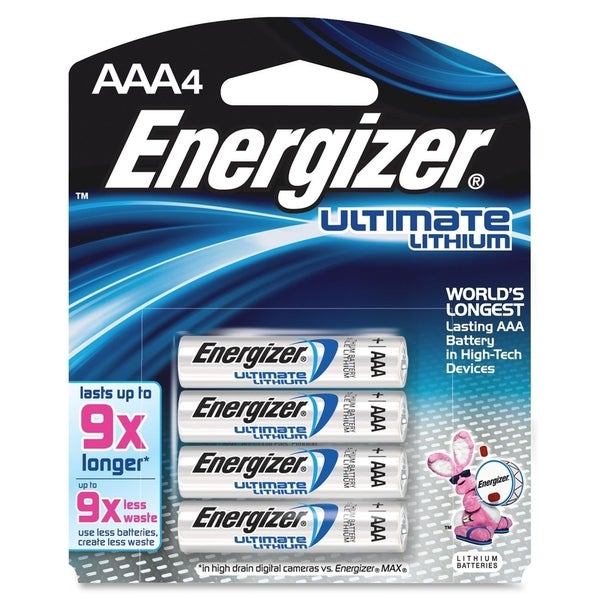 Energizer e2 Lithium General Purpose Batteries