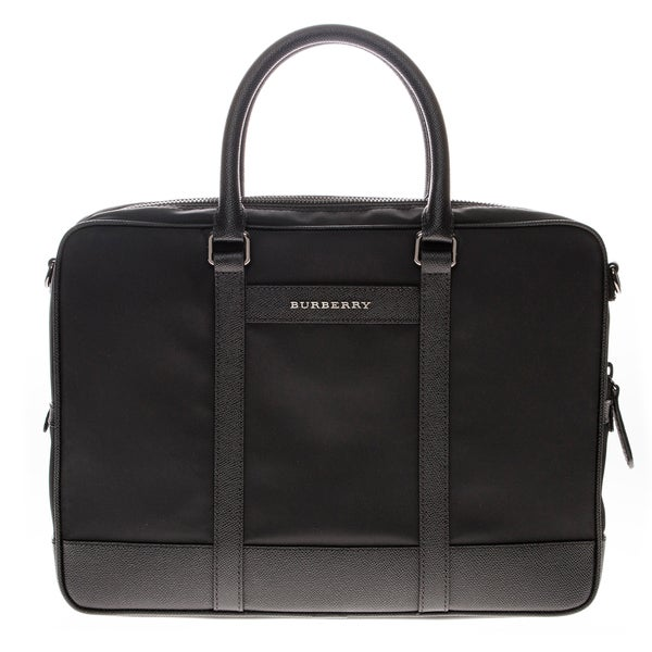Burberry Small Nylon Briefcase