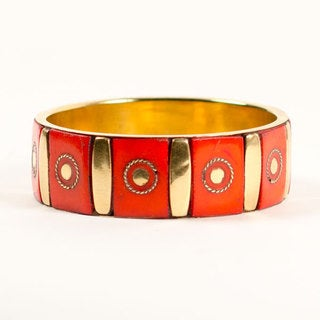 Rani Loba Red Bracelet (India)