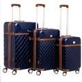 Anne Klein Greenwich 3-piece Hardside Spinner Luggage Set