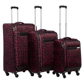 Nine West Briar 4-Piece Fashion Spinner Luggage Set