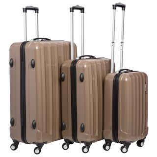 Timberland Boxford 3-Piece Hardside Spinner Luggage Set