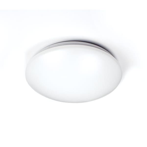 "Glo 16"" Soft White LED Energy Star Flush Mount"