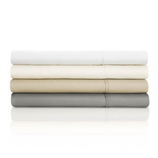 LINENSPA 800 Thread Count Cotton Blend Wrinkle Resistant Sheet Set