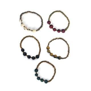 Sade Acai Seed Bracelet