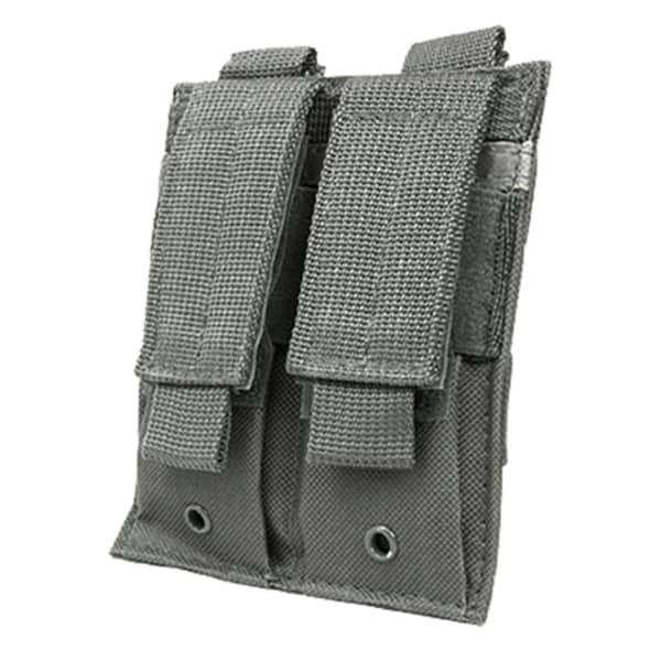 NcStar Double Pistol Mag Pouch Urban Gray 16693751
