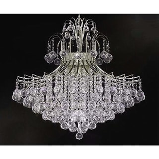 Harrison Lane By Crystal Chandelier 9 Light