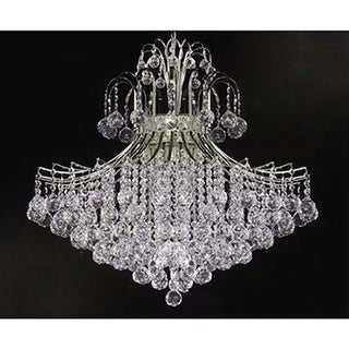 Empire Crystal 9 Light Chandelier